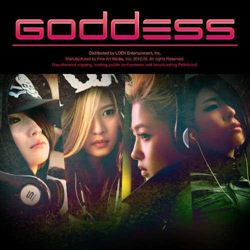 [Single] Goddess  - Farewell Party