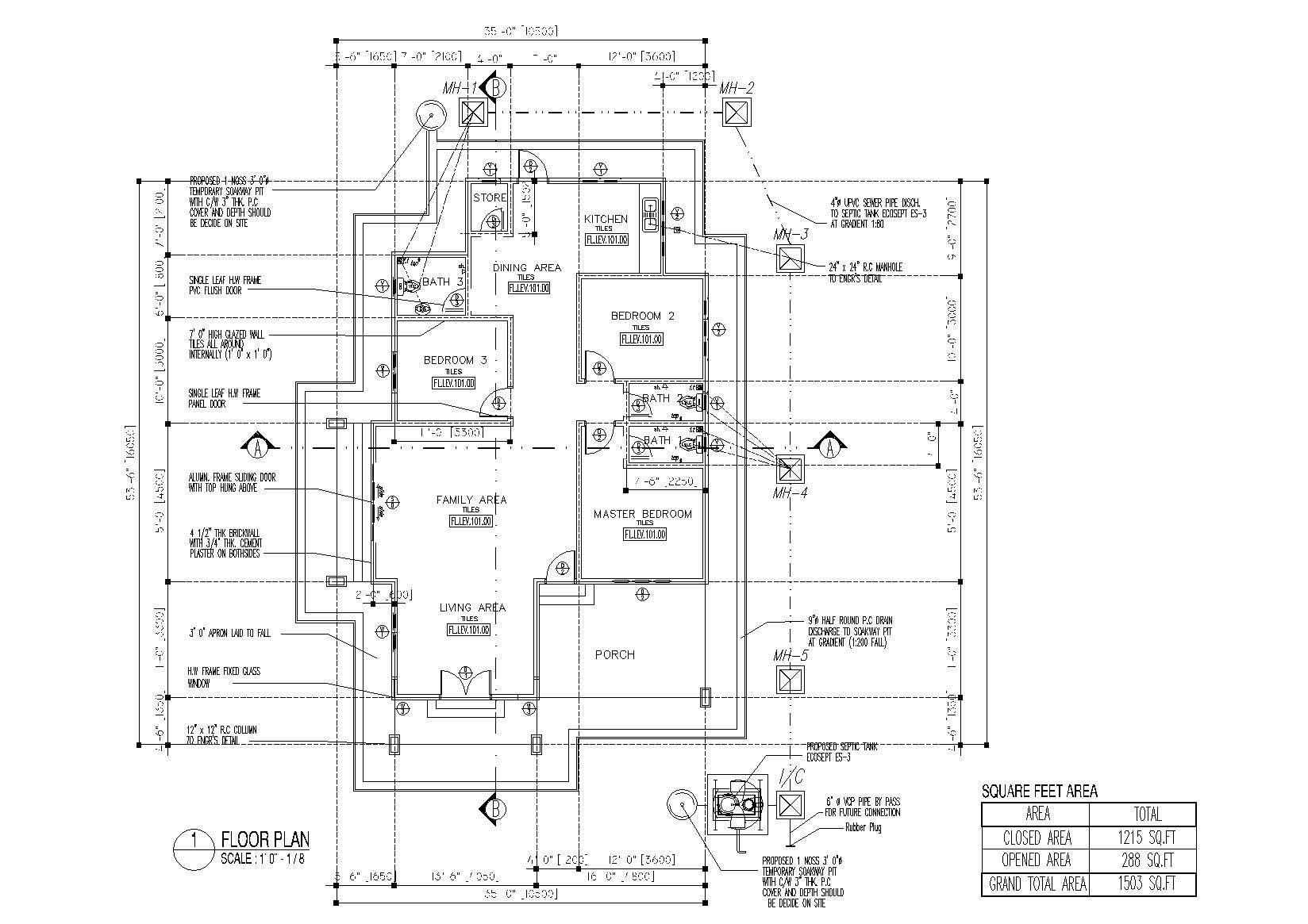 plan arkitek bridgeasia property