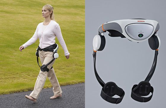 Honda Walking Assist Device