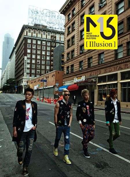 [Mini Album] M.I.B - Illusion