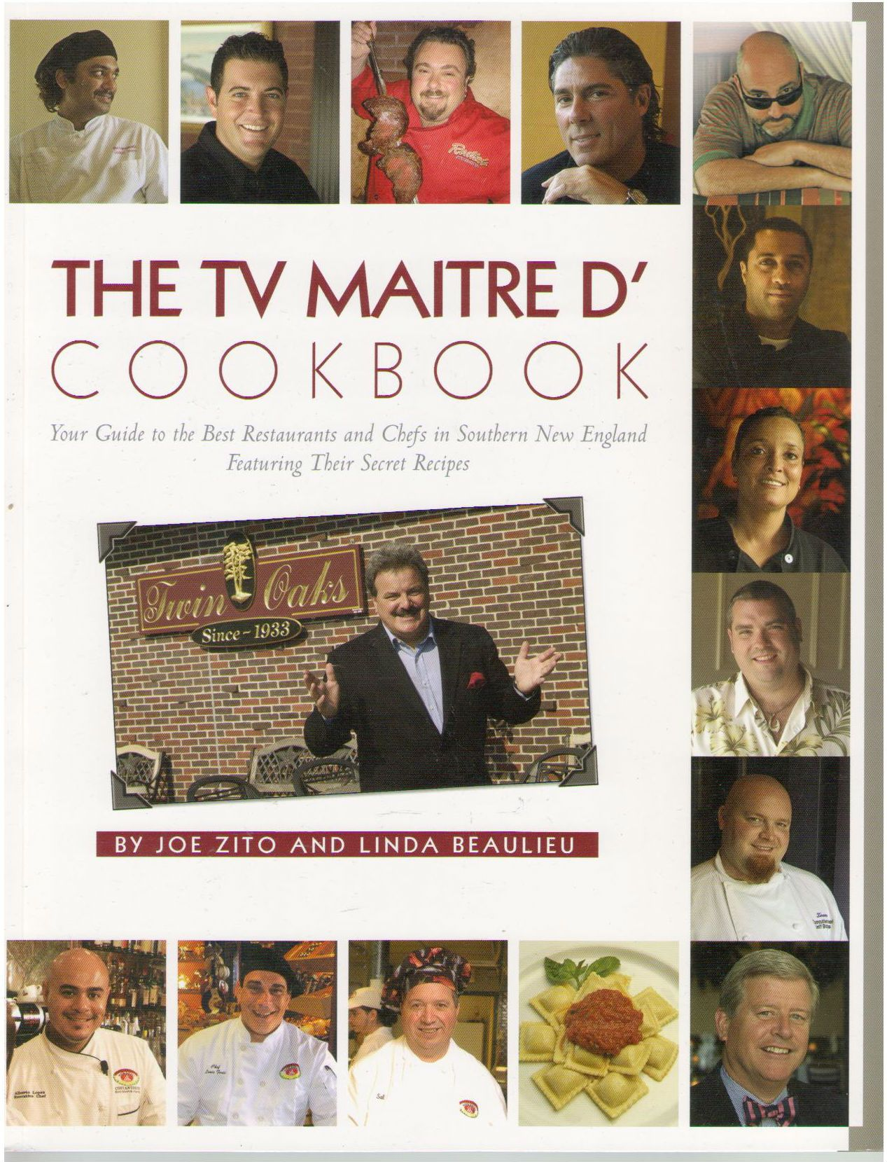 The TV Maitre d' Cookbook, Joe Zito and Linda Beaulieu