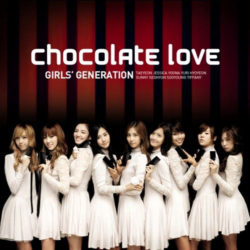 [Single] Girls' Generation (SNSD) - Chocolate Love