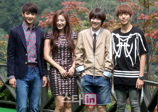 Another Press Conference With Sulli  Minho  Lee Hyun Woo   amp  Kim Ji WonKim Ji Won And Lee Hyun Woo