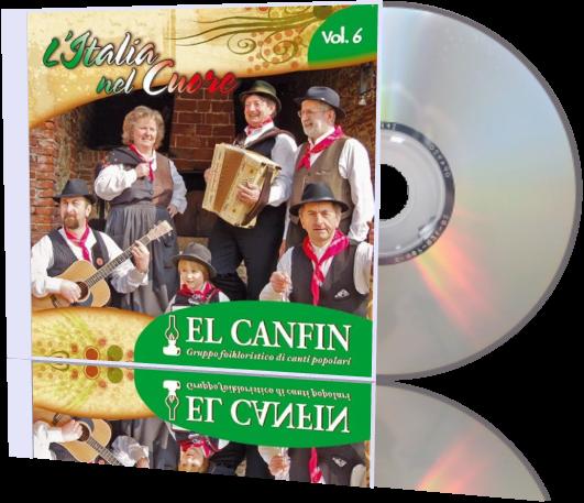 El Canfin - L'Italia nel Cuore Vol.6 (2010)