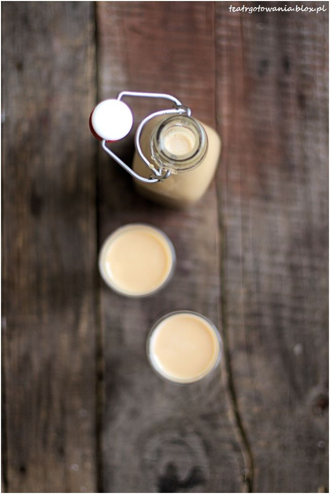 likier irish cream home made winter