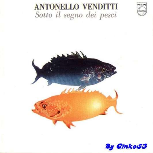 Antonello Venditti - Sotto il Segno dei Pesci (1978)