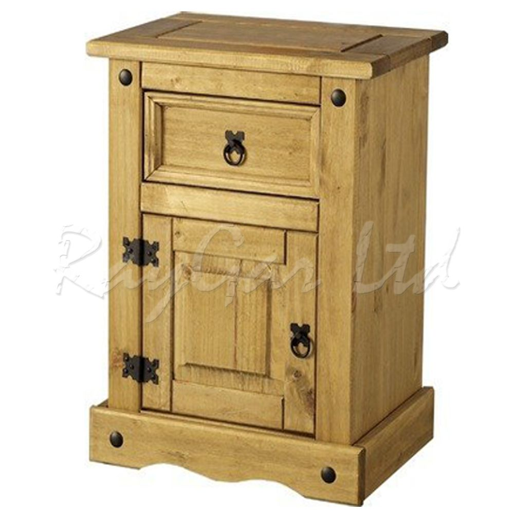 Corona Mexican Pine Solid Pine Sol Vanessa Old English Furniture New Ebay