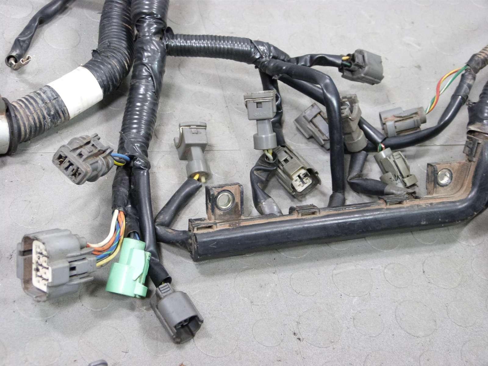 Honda Civic Engine Wiring Harness : Honda civic ex si obd sohc eg vtec d z engine