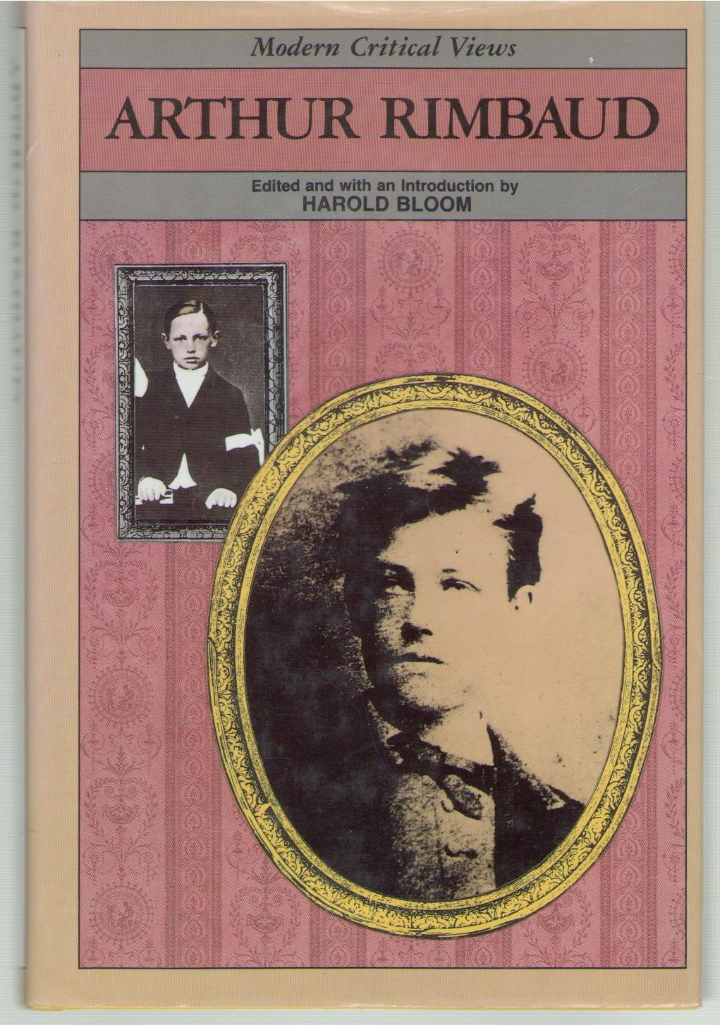 Arthur Rimbaud (Bloom's Modern Critical Views)
