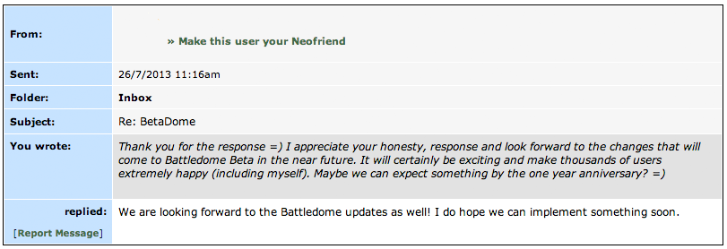 Neopets battledome prizes difficulty getting