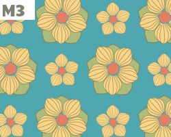 Yellow Flower pattern