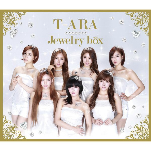 Download [Album] T-ara – Jewelry Box (Diamond Version) [iTunes ...