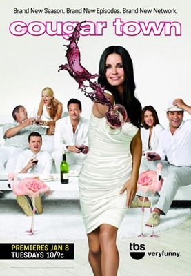 Cougar Town – S06E12 – A Two Story Town