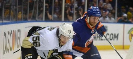NHL playoff pix: New York Islanders, Pittsburgh Penguins, Rd 1 Gm 6, May 11, 2013