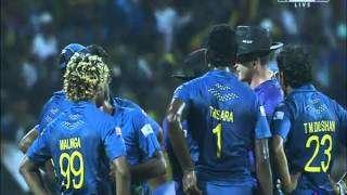 Sri Lanka v New Zealand P2 - Lankatv.Net