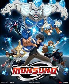 Watch Monsuno Online