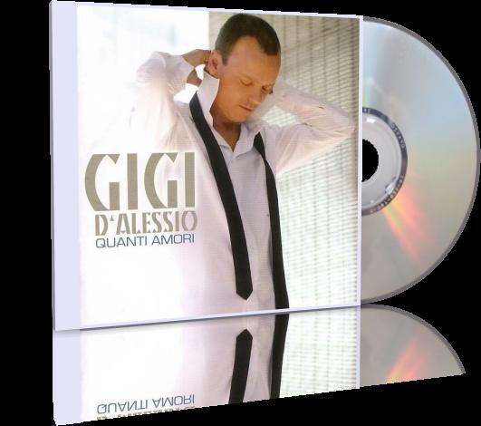Gigi D'Alessio - Quanti Amori (2004)