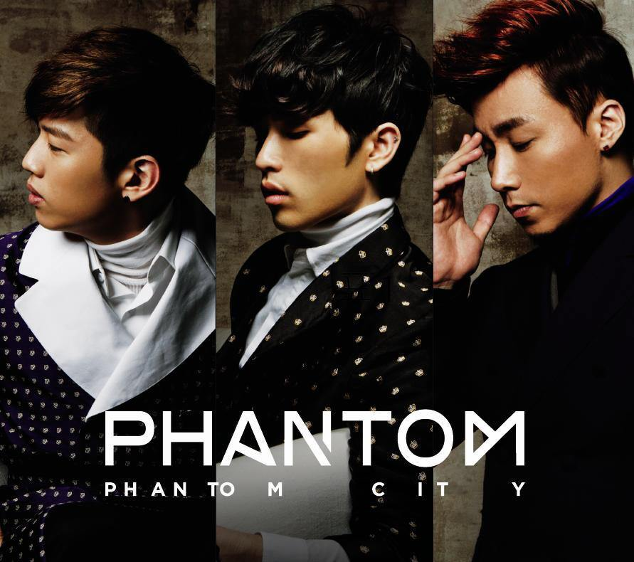 [Mini Album] Phantom  Phantom City