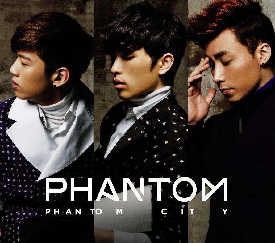 [Mini Album] Phantom  Phantom City