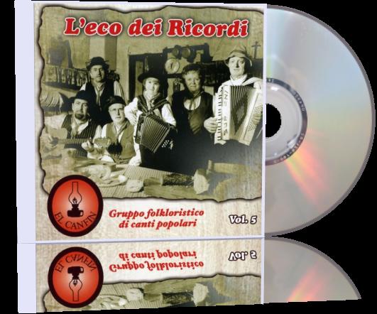 El Canfin - L'eco dei Ricordi Vol.5 (2009)
