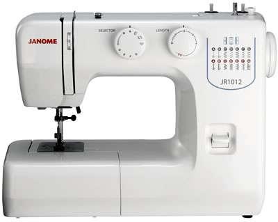 janome 1012 instruction manual