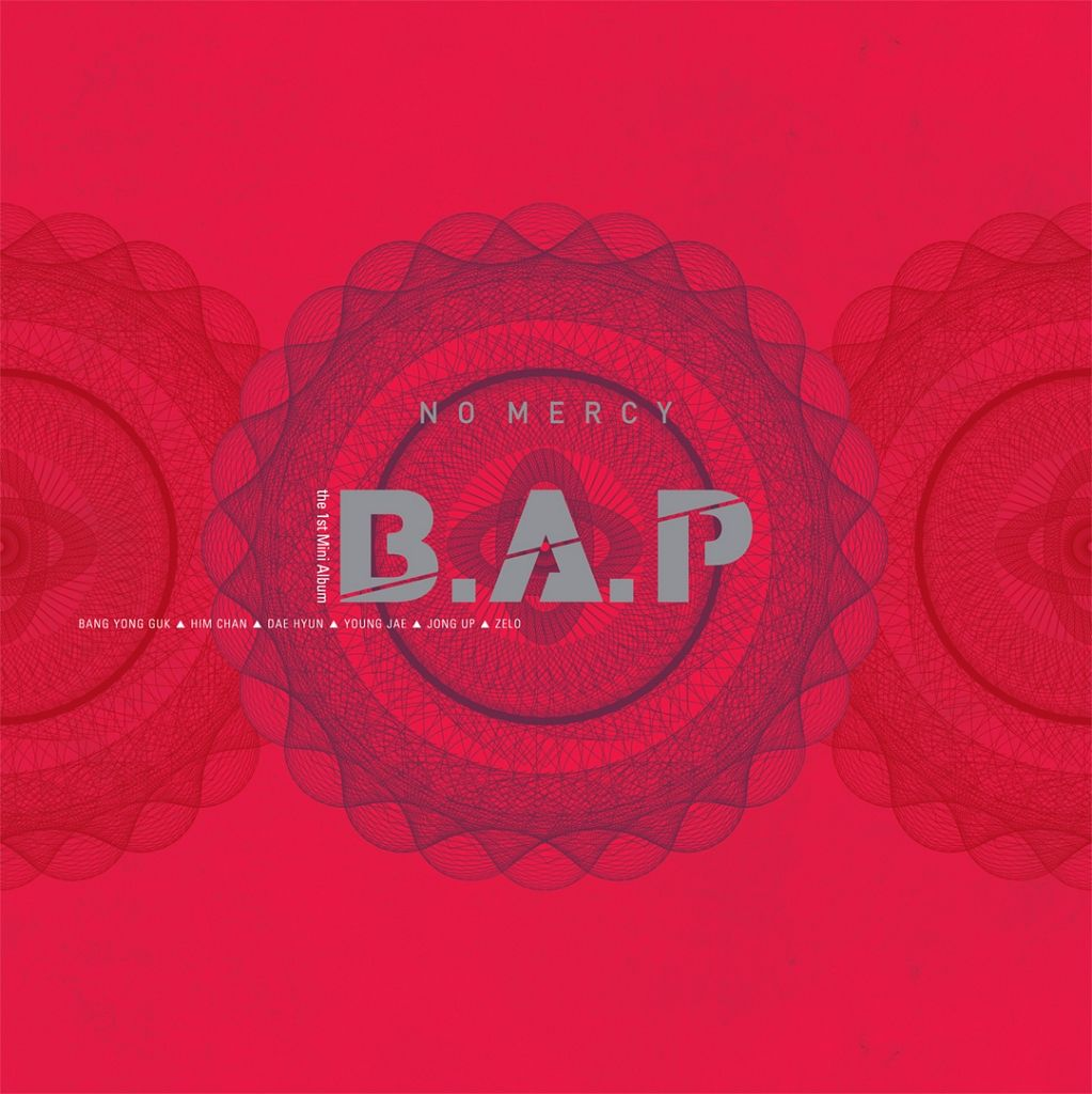 B.A.P - No Mercy [1st Mini Album]