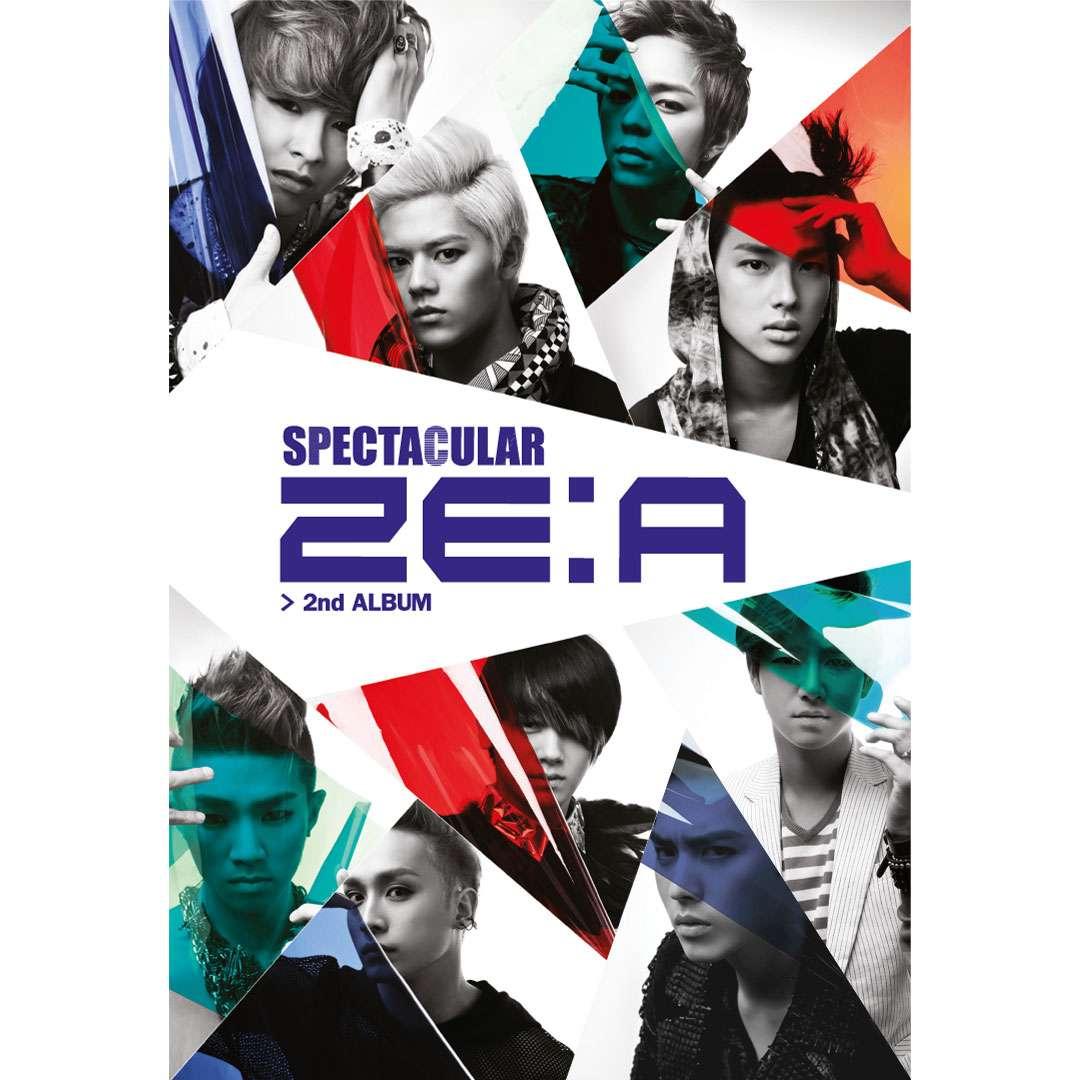 [Album] ZE:A   Spectacular [2nd Album]