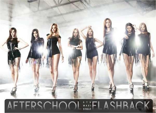 [Single] After School - Flashback [Maxi Single]