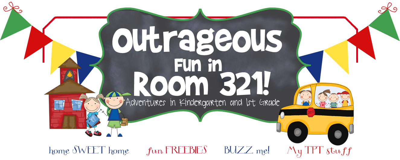 Outrageous Fun In Room 321 Banner
