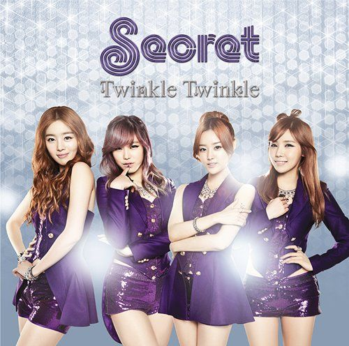 [Single] Secret - Twinkle Twinkle (Japanese)