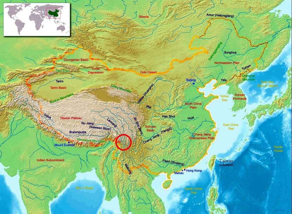 Yangtze River |