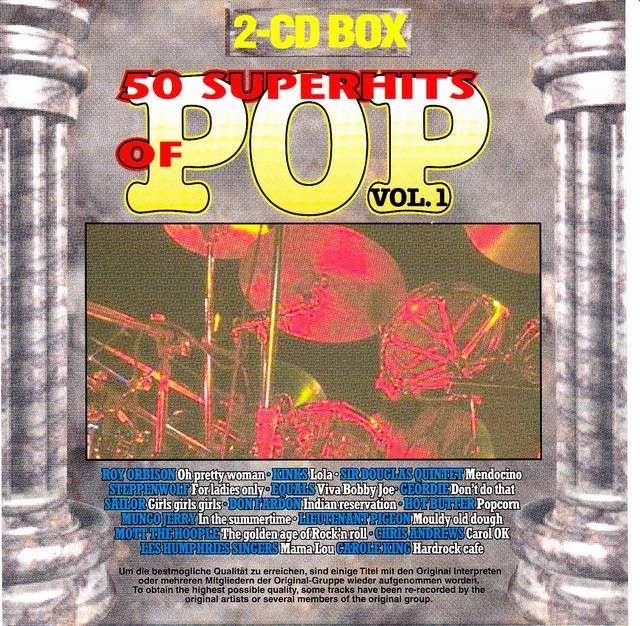 VA - 50 Superhits Of Pop Vol.1 (1997)