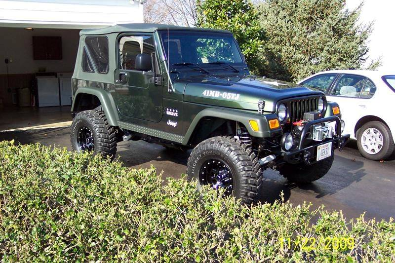 4 Quot Lift With 1 Quot Body Lift With 33s Jeepforum Com