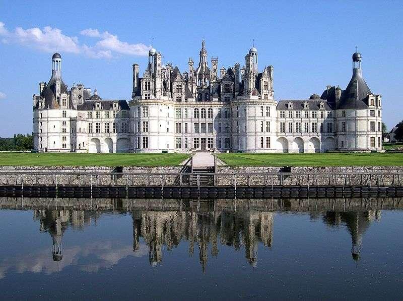 Chambord Şatosu – Chambord Sarayı | Loire Bölgesinin En Büyük Şatosu – Sarayın Tarihçesi V..