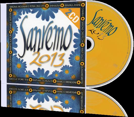 VA - Sanremo 2013 (2013)