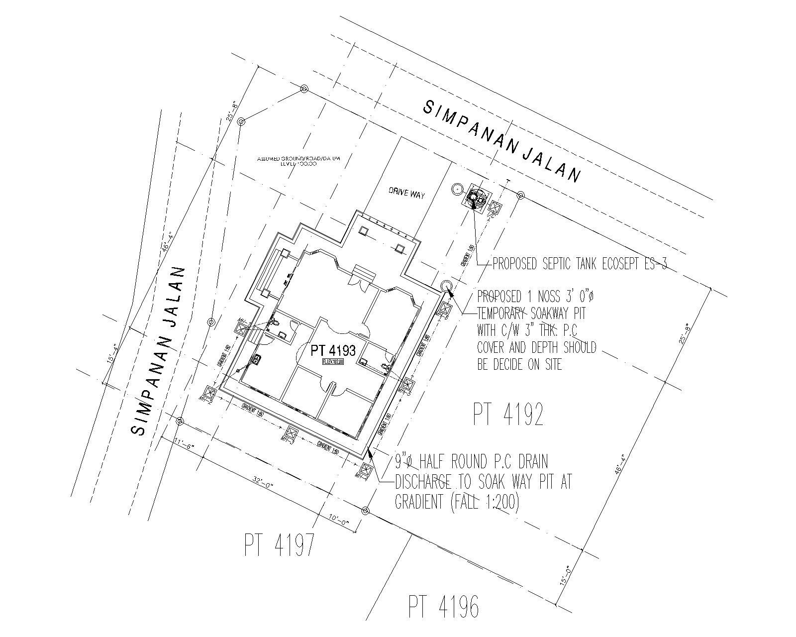 plan arkitek bridgeasia property