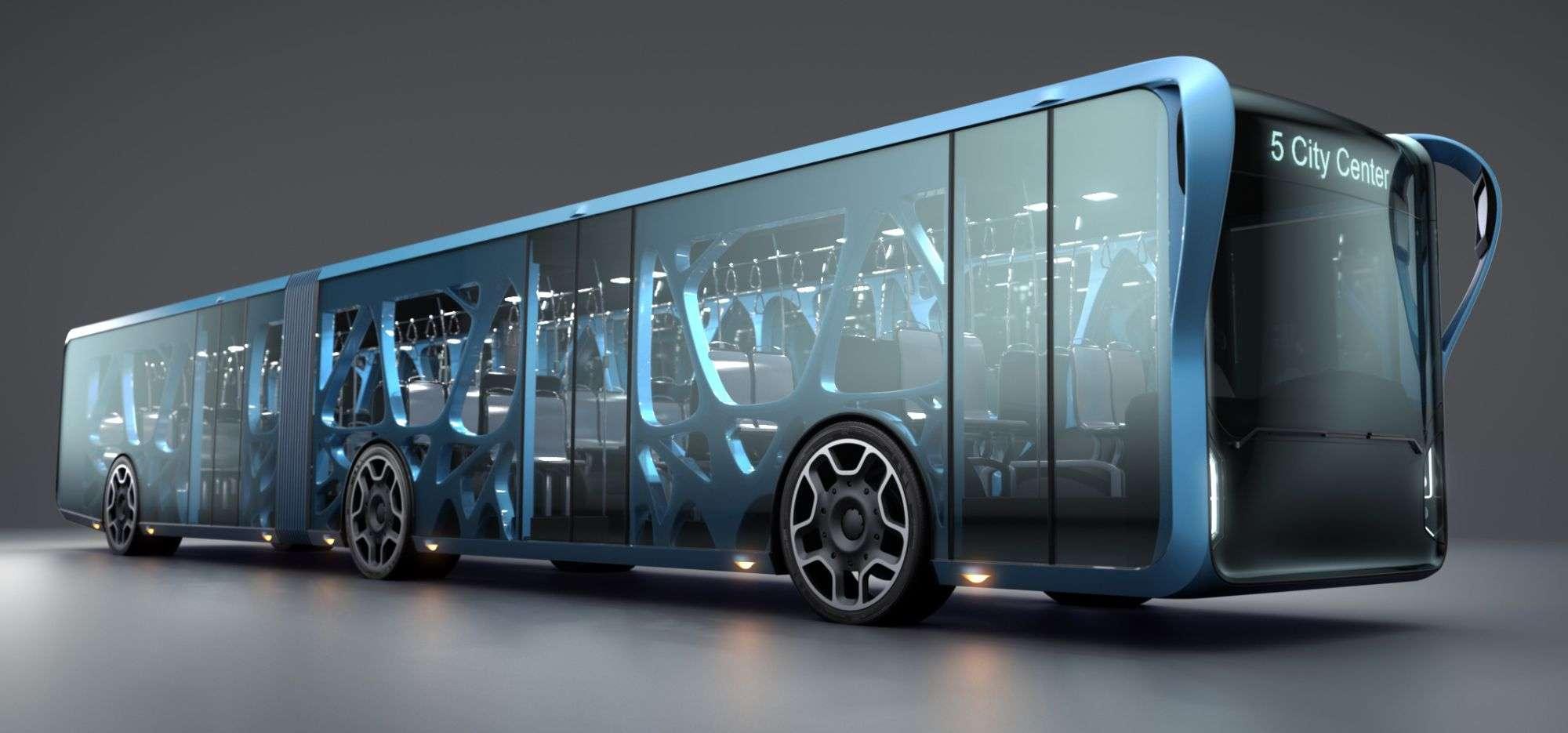 концепт автобуса