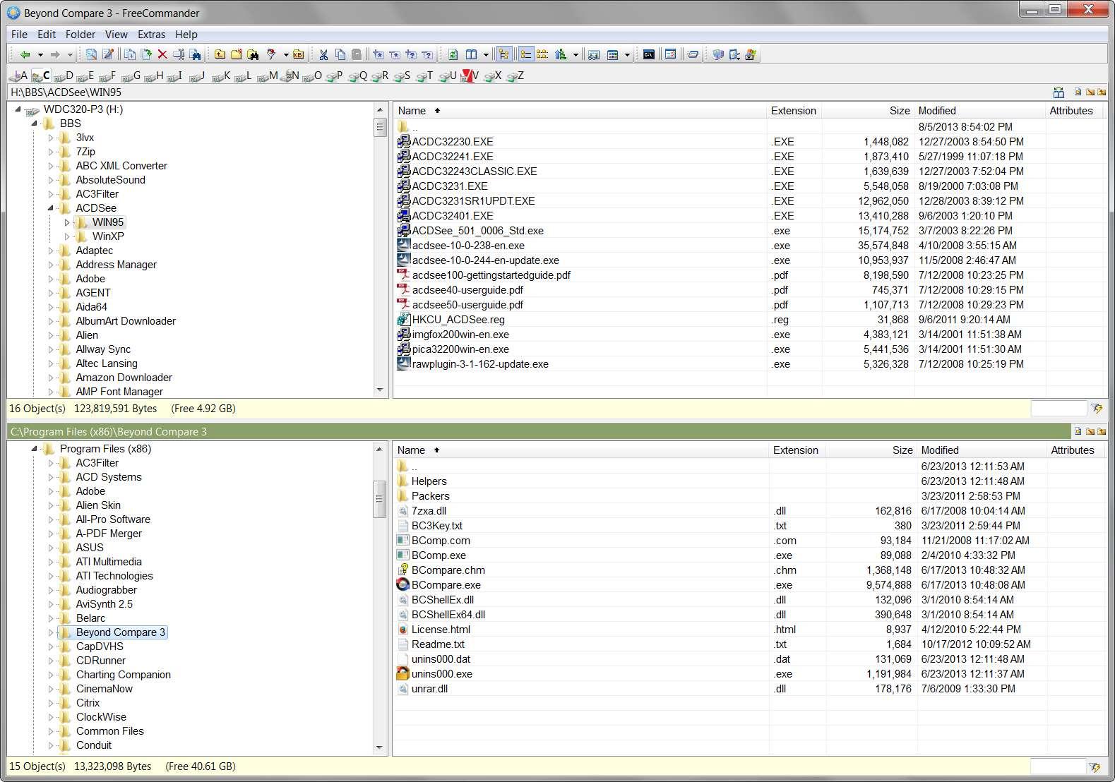 how to create folders and subfolders in windows 7