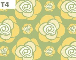 Roses Pattern Wallpaper
