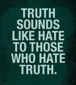 Truth and Hate