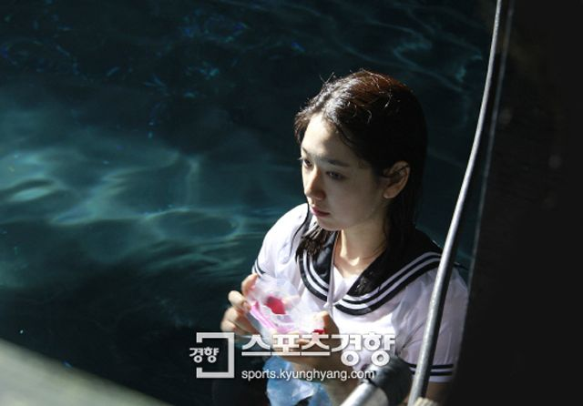 Park Shin Hye Plunges Deep Into Her New Ghostly Role