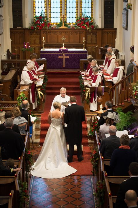 Worcestershire wedding ceremony