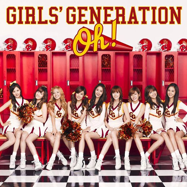 [Single] Girls' Generation - Oh! / ALL MY LOVE IS FOR YOU [Japanese]