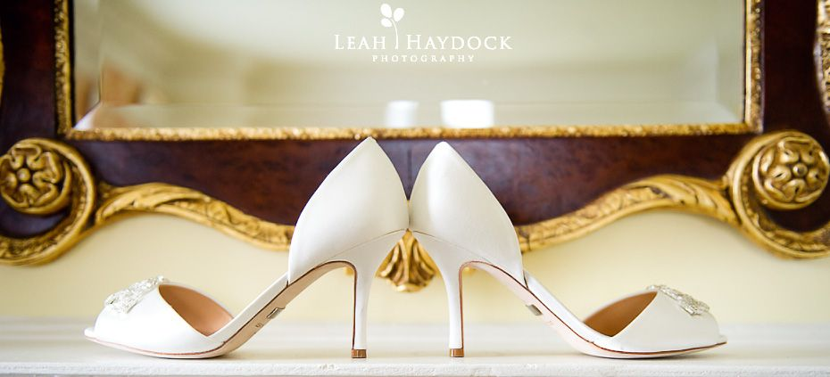 Wedding Shoes Bridal Suite Taj Boston