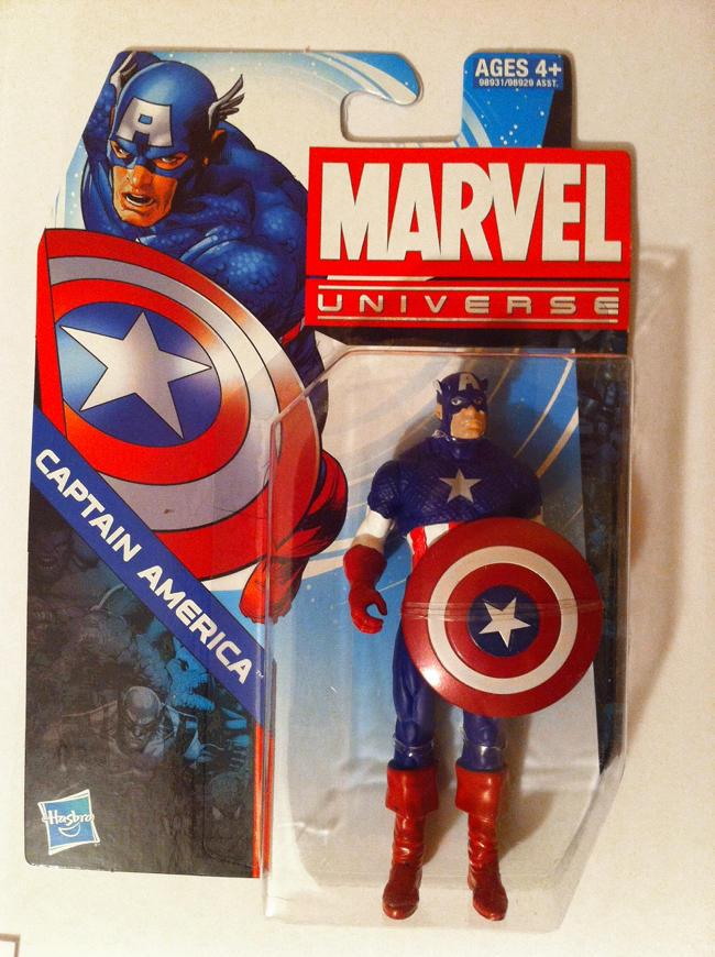 Capitan America Marvel Universe