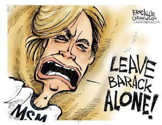 Leave Barack Alone!