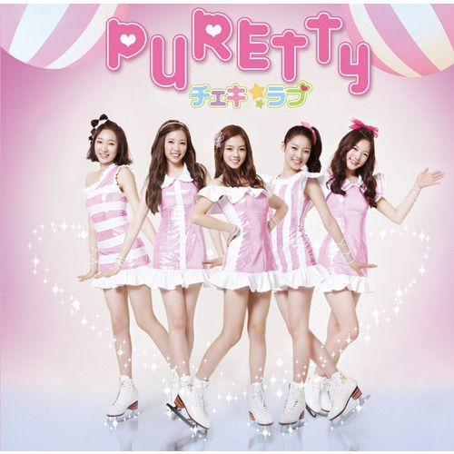 [Single] PURETTY - Cheki Love