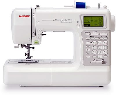 janome memory craft 6000 sewing machine instruction manual