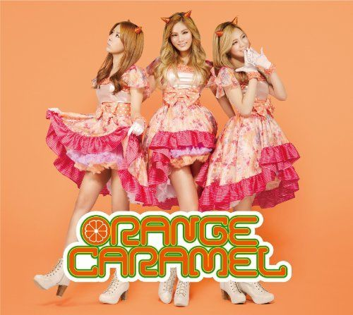 [Single] ORANGE CARAMEL - Yasashii Akuma (My Sweet Devil) [Japanese]