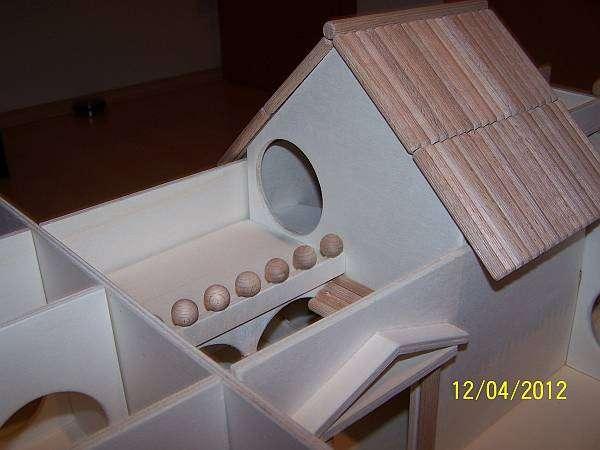 doppelstock labyrinth bastelecke hamsterhilfe nrw e v. Black Bedroom Furniture Sets. Home Design Ideas